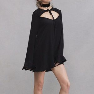 FL&L Josephine swing dress